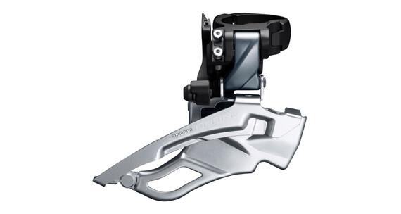 Shimano Deore Trekking FD-T6000 Framväxel 3x10 hög klämma Down Swing silver
